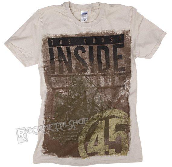 koszulka THE GHOST INSIDE - ENGINE 45