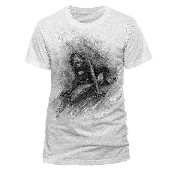 koszulka THE HOBBIT - GOLLUM SKETCH