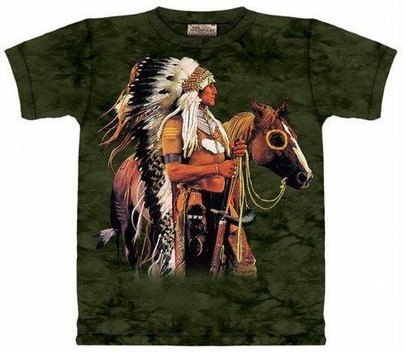 koszulka THE MOUNTAIN - PAINTED AND PROUD