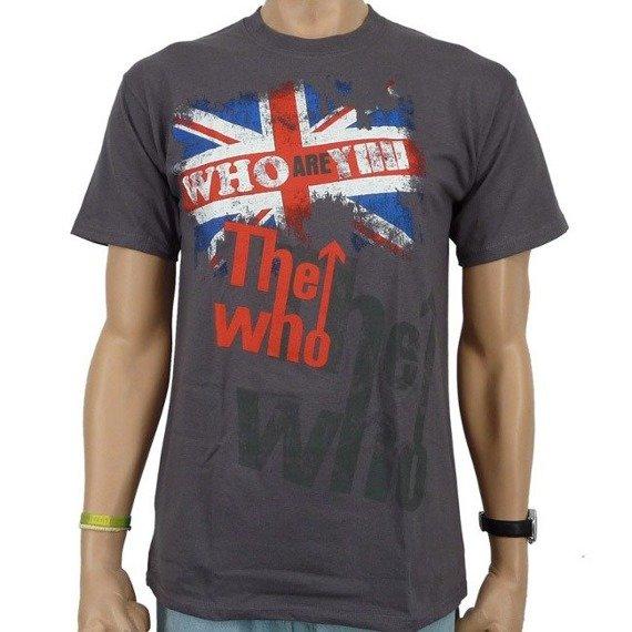 koszulka THE WHO - WHO ARE YOU