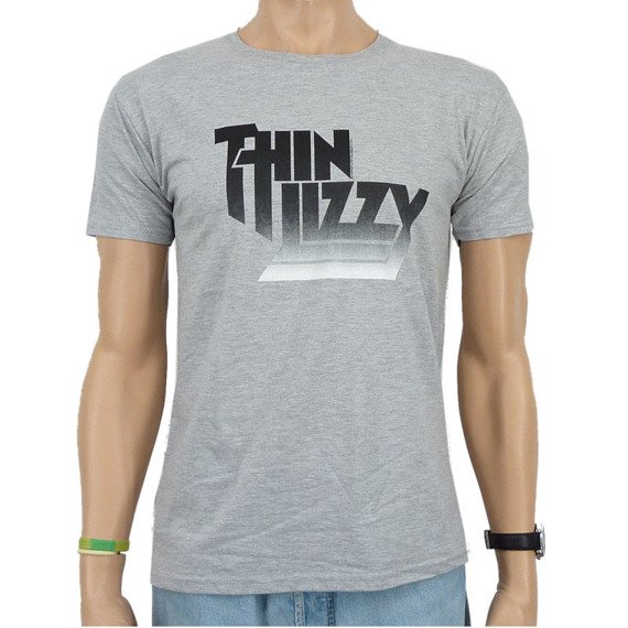 koszulka THIN LIZZY - GRADIENT LOGO