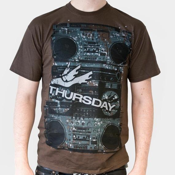 koszulka THURSDAY - STEREO