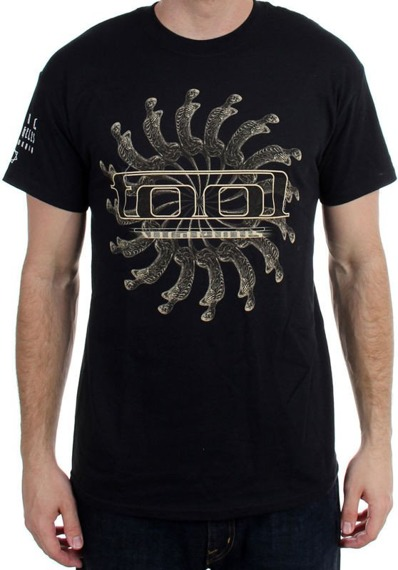 koszulka TOOL - SPECTRE SPIRAL VICARIOUS