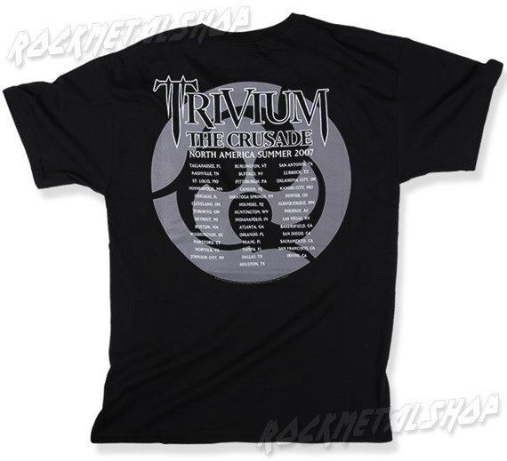 koszulka TRIVIUM - SYMBOL LOGO II
