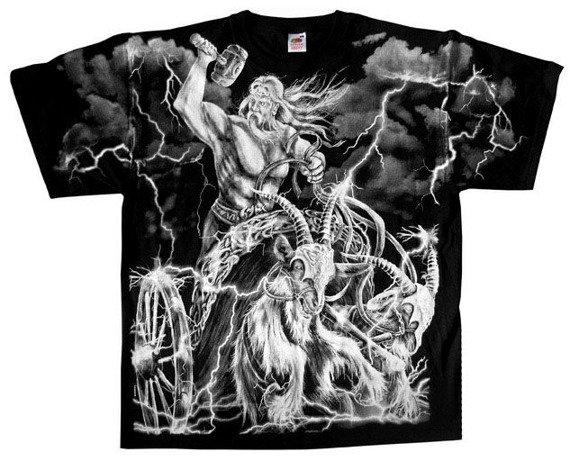 koszulka VIKINGS GODS - THOR