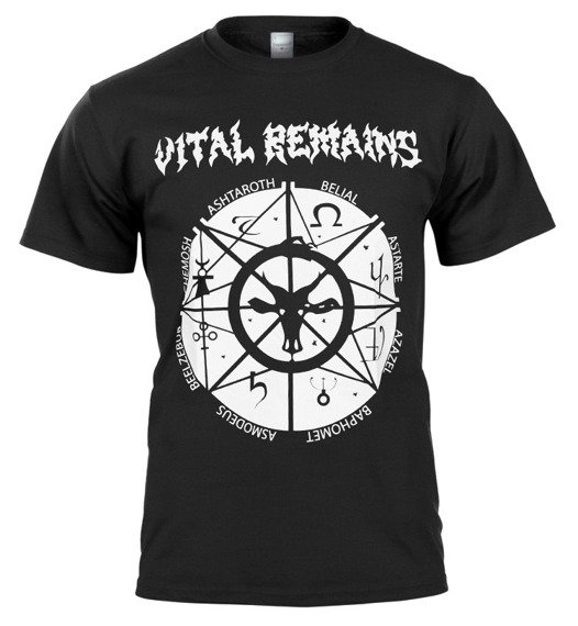 koszulka VITAL REMAINS