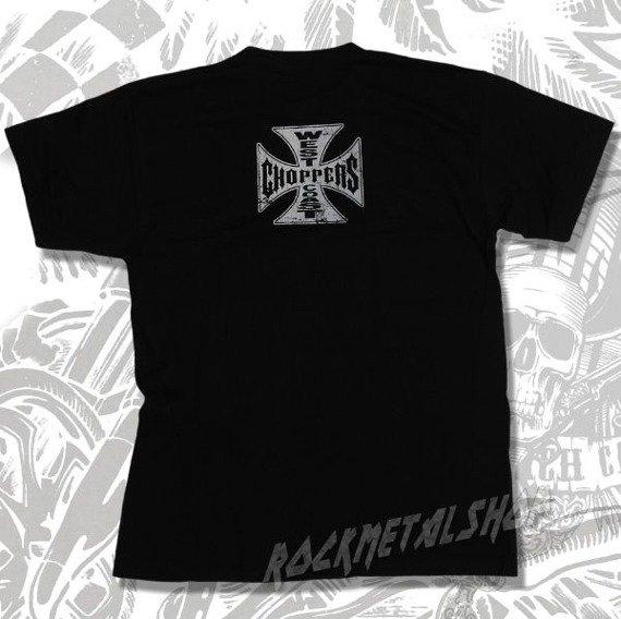 koszulka WEST COAST CHOPPERS - DEATH RIDE czarna