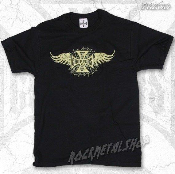 koszulka WEST COAST CHOPPERS czarna