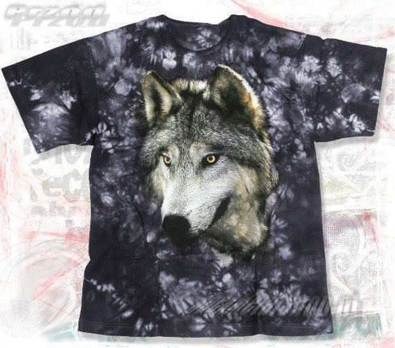 koszulka WILK barwiona