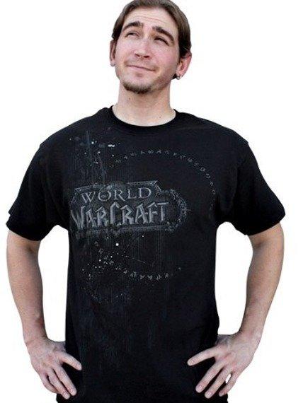 koszulka WORLD OF WARCRAFT - RUNE
