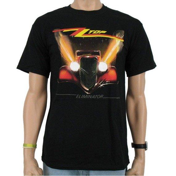 koszulka ZZ TOP - ELIMINATOR DISTRESSED