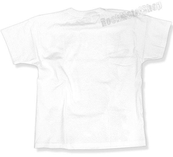 koszulka dziecięca BLACK ICON - TOM AND JERRY biała