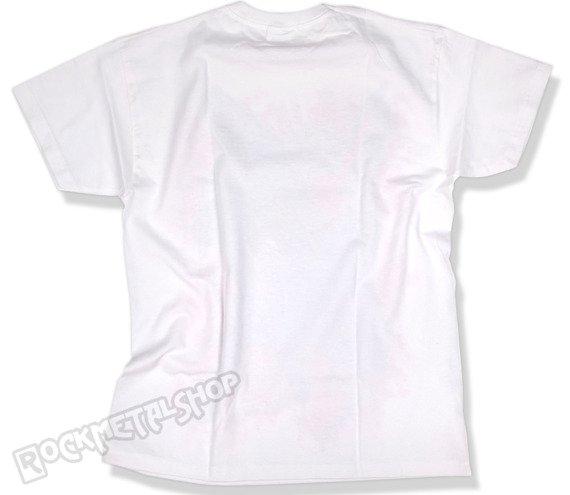 koszulka dziecięca BLACK ICON - UNICORPSE biała (JICON105)