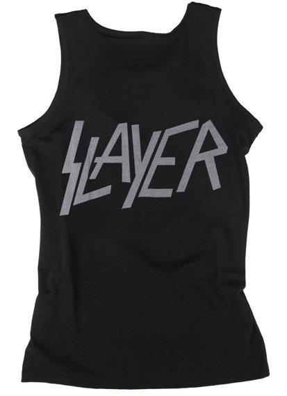 koszulka na ramiączka SLAYER - NOTHING HERE REMAINS...