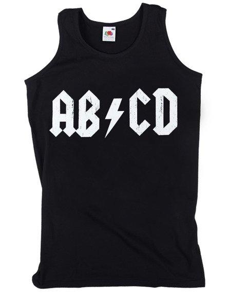 koszulka na ramiączkach AB/CD