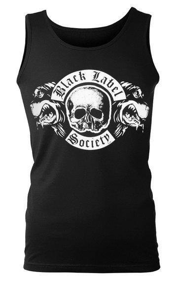 koszulka na ramiączkach BLACK LABEL SOCIETY