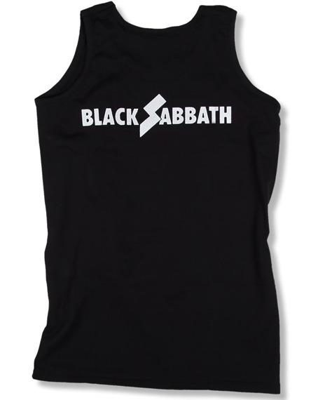koszulka na ramiączkach BLACK SABBATH - HEAVEN AND EARTH