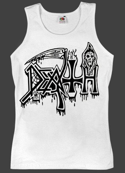 koszulka na ramiączkach DEATH - LOGO