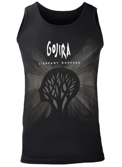 koszulka na ramiączkach GOJIRA - L'ENFANT SAUVAGE