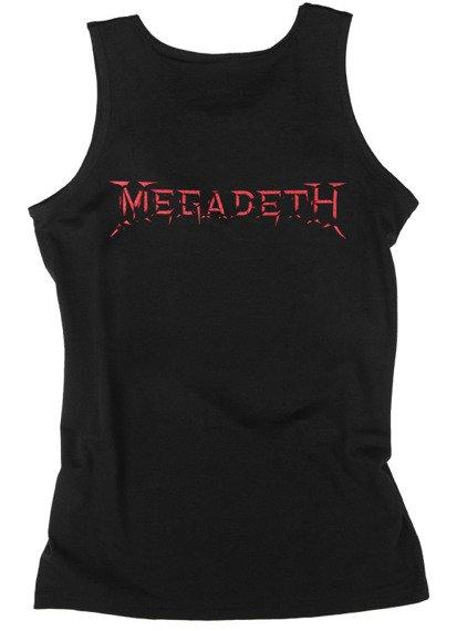 koszulka na ramiączkach MEGADETH - RUST IN PEACE