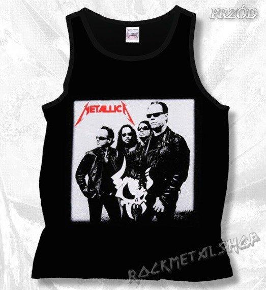 koszulka na ramiączkach METALLICA - BAND