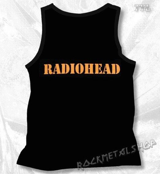 koszulka na ramiączkach RADIOHEAD