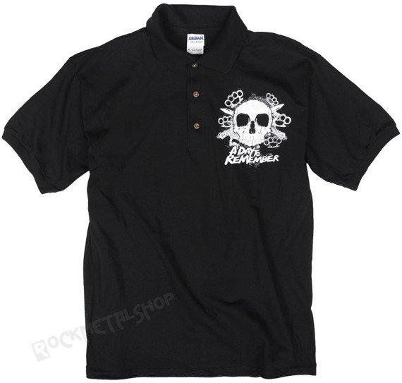 koszulka polo A DAY TO REMEMBER - BEATDOWN POLO