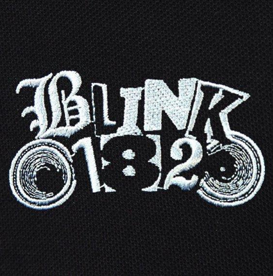 koszulka polo BLINK 182 WH LOGO