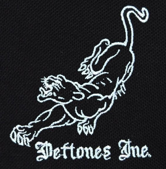 koszulka polo DEFTONES