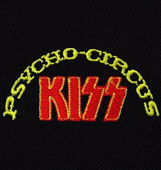 koszulka polo KISS