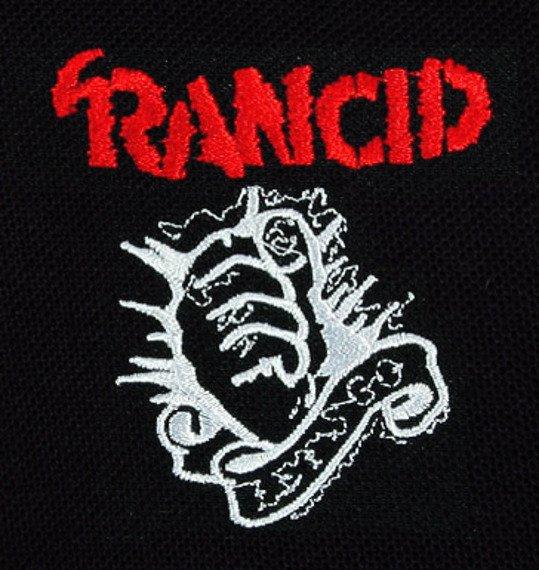 koszulka polo RANCID - LETS...