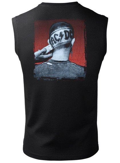 koszulka rowerowa AC/DC - FOR THOSE TO ROCK (PRIMAL WEAR)