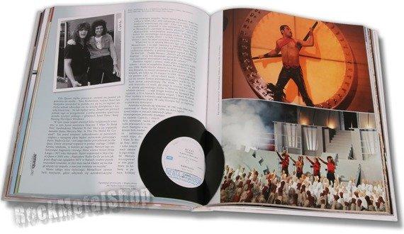 książka QUEEN - ILUSTROWANA HISTORIA KRÓLOWEJ ROCKA autor: Sutcliffe Phil