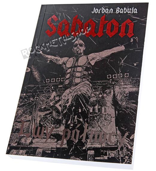 książka SABATON. LWY PÓŁNOCY autor: Jordan Babula