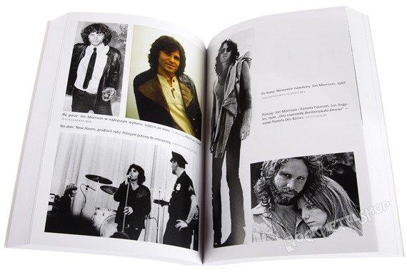 książka THE DOORS. GDY UCICHNIE MUZYKA, autor: Mick Wall