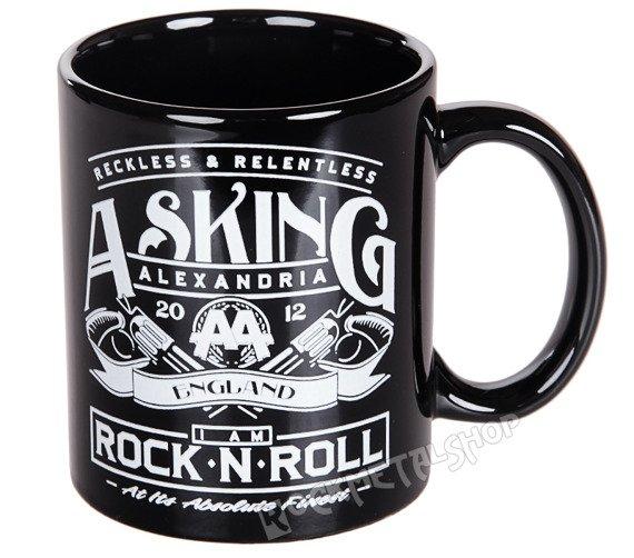 kubek ASKING ALEXANDRIA - ROCK N ROLL
