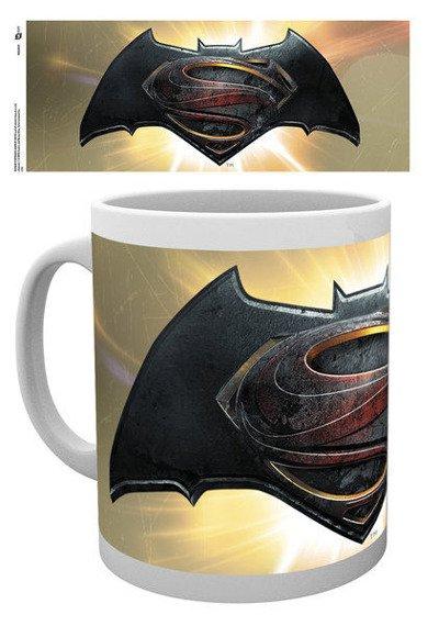 kubek BATMAN VS SUPERMAN - LOGO