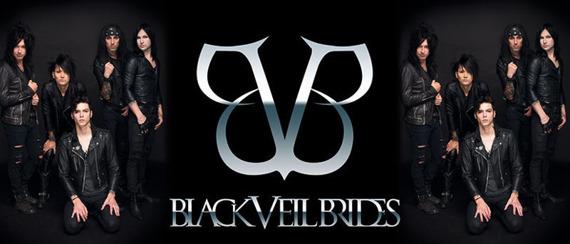 kubek BLACK VEIL BRIDES - BAND