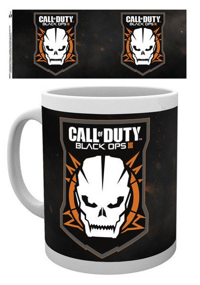 kubek CALL OF DUTY BLACK OPS 3 - INSIGNIA