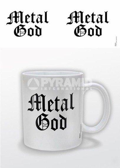 kubek METAL GOD