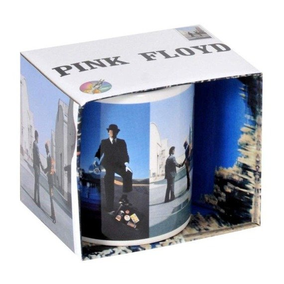 kubek PINK FLOYD - WISH YOU WERE HERE