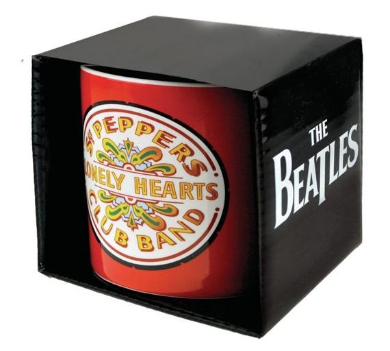 kubek THE BEATLES - SGT. PEPPER'S mini espresso 100 ml