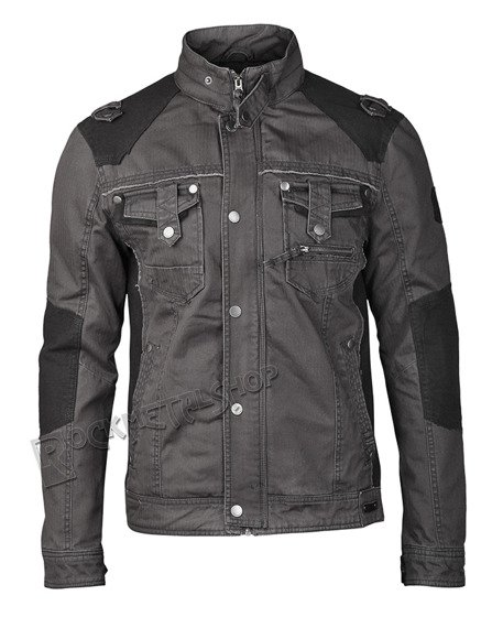 kurtka BLAKE MEN'S JACKET black