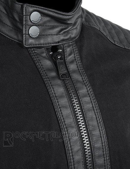 kurtka ROAD KING VINTAGE - BLACK