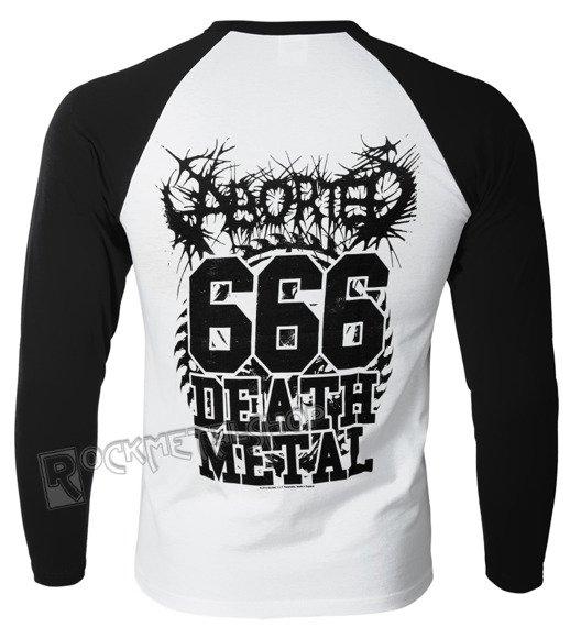 longsleeve ABORTED - 666 DEATH METAL
