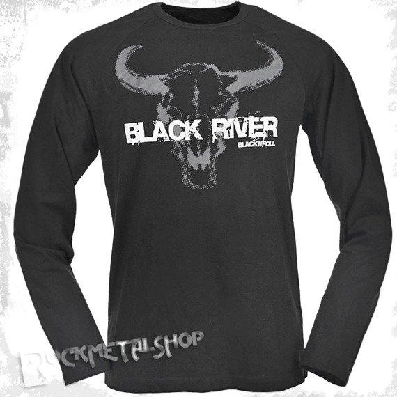 longsleeve BLACK RIVER