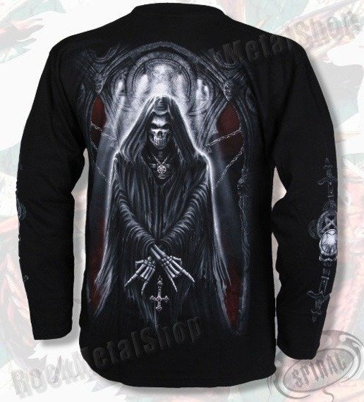 longsleeve CHURCH OF GOTH