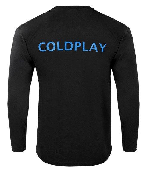 longsleeve COLDPLAY - BAND