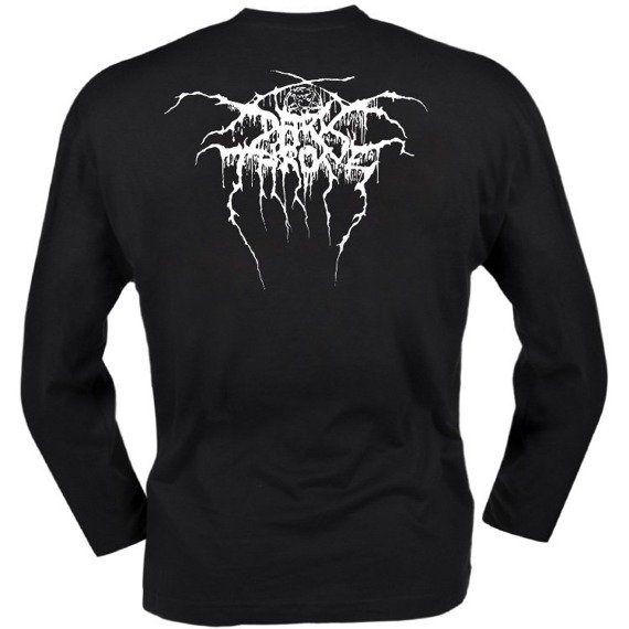 longsleeve DARKTHRONE - SEMPITERNAL PAST