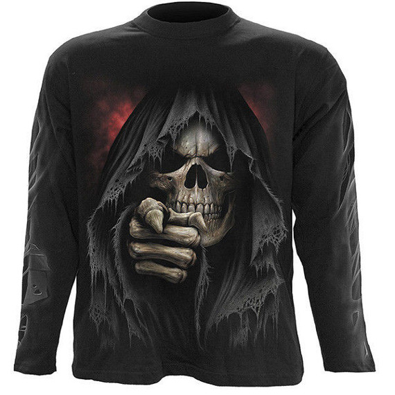 longsleeve FINGER OF DEATH